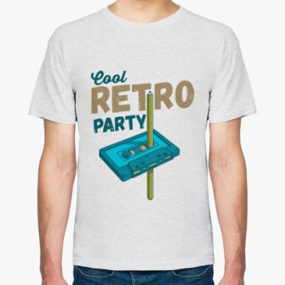 Футболка Retro party