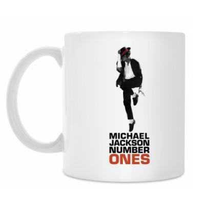 Кружка Michael Jackson