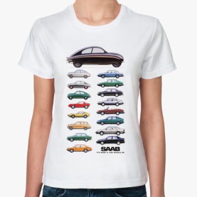 Классическая футболка True SAABs