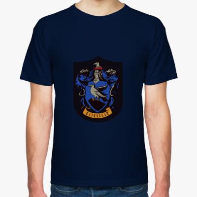 Футболка Гарри Поттер (Ravenclaw/ Когтевран)