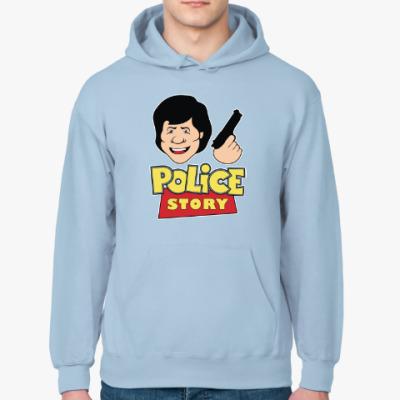Толстовка худи Police story