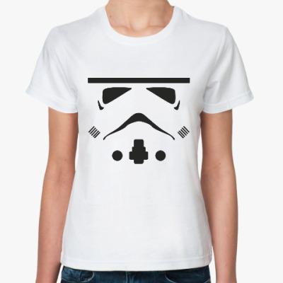 Классическая футболка Штурмовик (Звёздные войны)