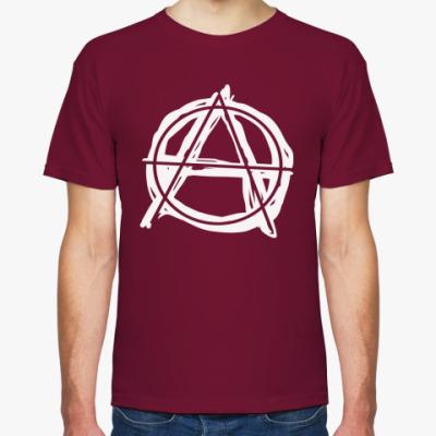 Футболка Анархия ~  футболка
