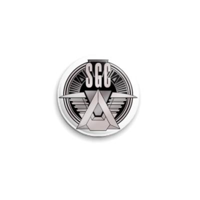 Значок 25мм SGC