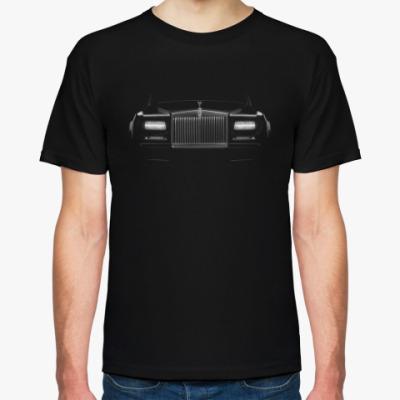 Футболка Rolls Royce Phantom / Ролс Ройс Фентом
