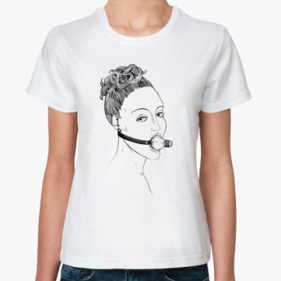 Классическая футболка Клайтер