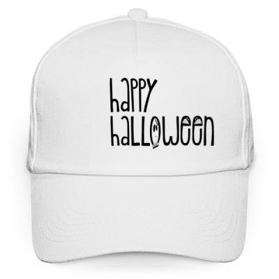 Кепка бейсболка Happy Halloween!