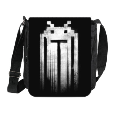 Сумка на плечо (мини-планшет) Space Invaders Punisher