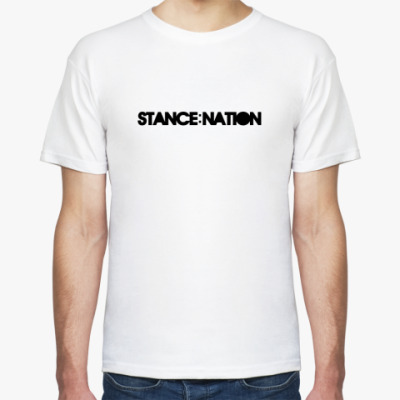Футболка  stance:nation