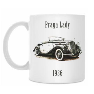 Кружка Praga Lady
