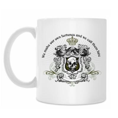 Кружка Skull fortune