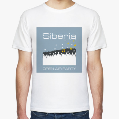 Футболка Siberia Open-Air T-Shirt