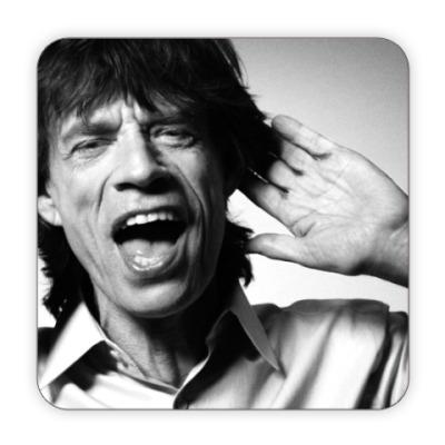 Костер (подставка под кружку) Mick Jagger
