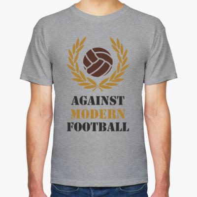 Футболка Against Modern