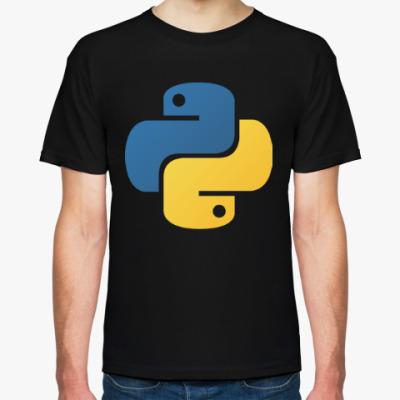 Футболка Python