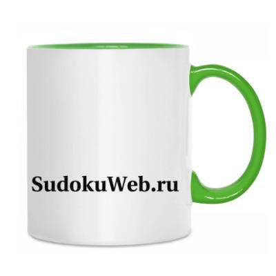 Судоку - кружка