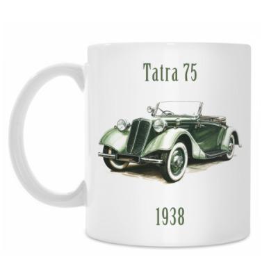 Кружка Tatra 75