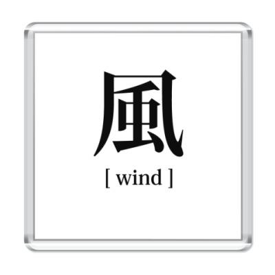 Магнит   Ветер