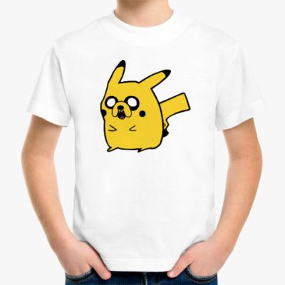 Детская футболка Jake the Dog