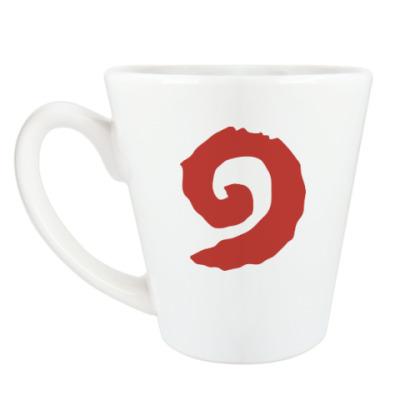 Чашка Латте Hearthstone
