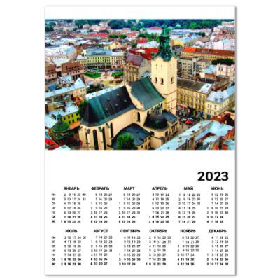 Календарь Львов