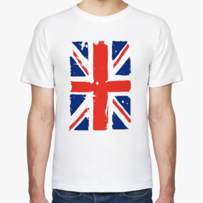 Футболка Флаг Британии