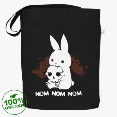 Сумка Кролик кушает мозги