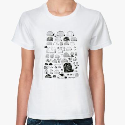 Классическая футболка жукашки-букашки