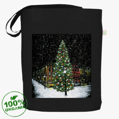 Сумка Рождественская елка