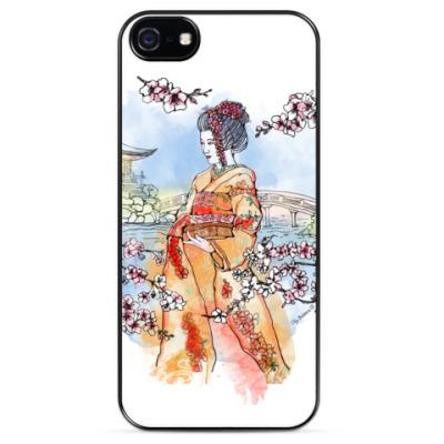 Чехол для iPhone Япония - сакура