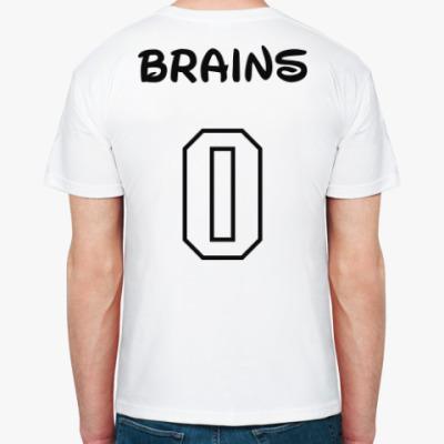 Футболка Zero Brains