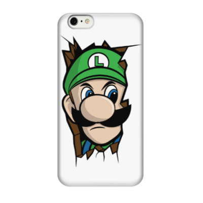 Чехол для iPhone 6/6s Луиджи Марио