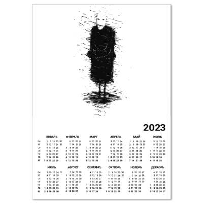 Календарь Mr. Freeman 3