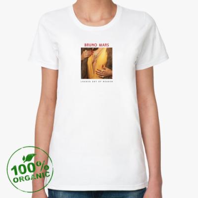 Женская футболка из органик-хлопка 'LOOH'