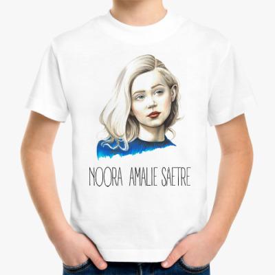 Детская футболка Стыд  Нура