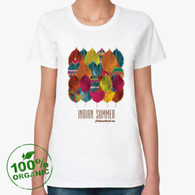 Женская футболка из органик-хлопка ShowStuff