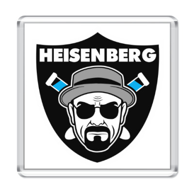 Магнит Heisenberg Raiders