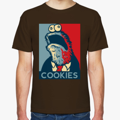 Футболка COOKIES - Печеньки