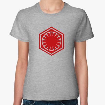 Женская футболка Рыцари Рен star wars