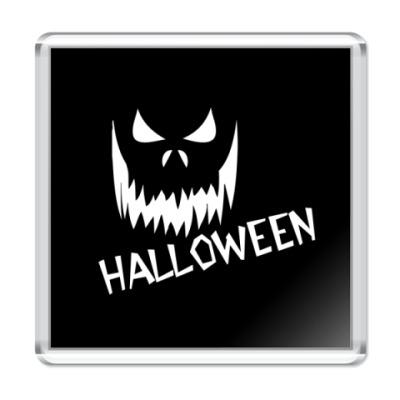Магнит Зомби-Хэллоуин