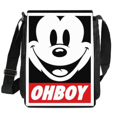 Сумка-планшет OHBOY