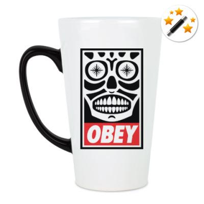 Кружка-хамелеон Obey Mexico