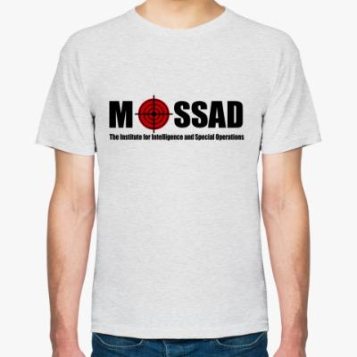 Футболка Mossad