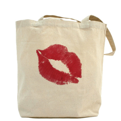 Зацелованная сумка