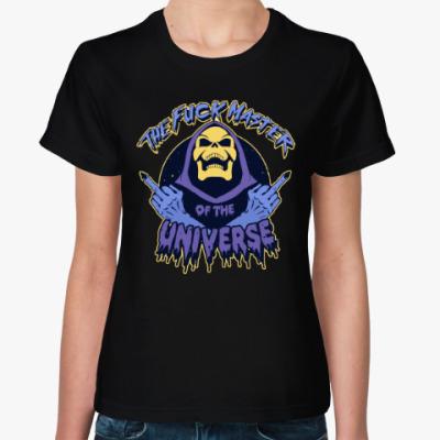 Женская футболка Скелетор