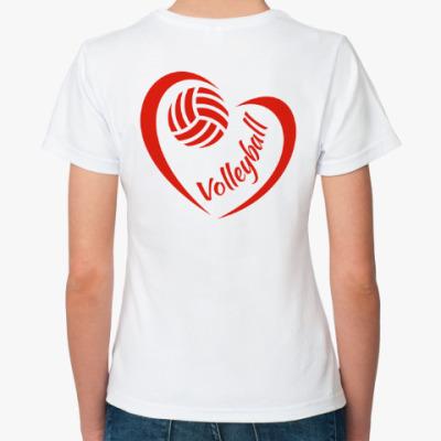 Волейбол в сердце