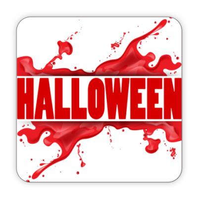 Костер (подставка под кружку) Halloween