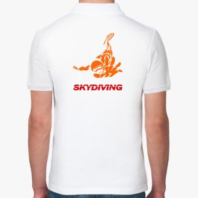Рубашка поло SKYDIVING