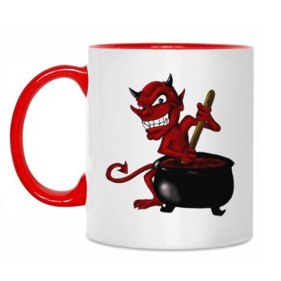 Кружка Демон