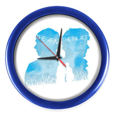 Настенные часы Sherlock Sky